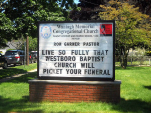 Wantag_Memorial_Church_Sign